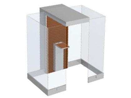1SP160 RF/セミオープン